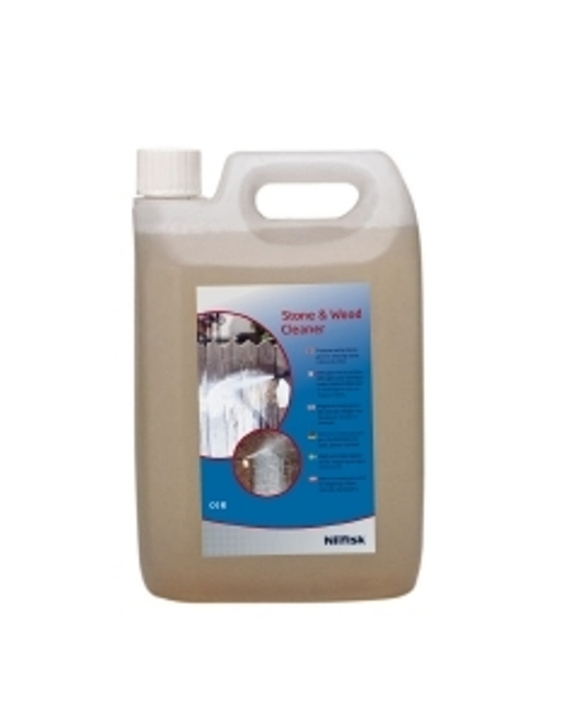 STONE & WOOD CLEANER 4 x 2,5 L